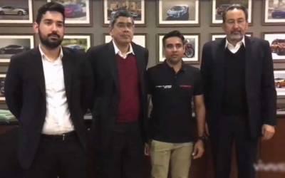 کرکٹر عابد علی ہنڈا اٹلس کے برانڈ ایمبیسڈر مقرر