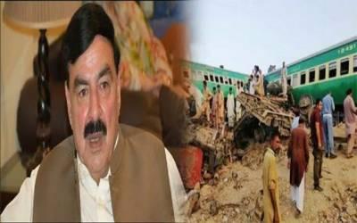 گیارہ ماہ میں 225ٹرین حادثات، وزارت ریلوے کا بڑا انکشاف