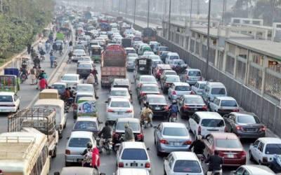 پہلا ٹی ٹوئنٹی، ٹریفک پلان بری طرح ناکام