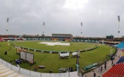 موسلادھار بارش، کھیلوں کی سرگرمیاں متاثر