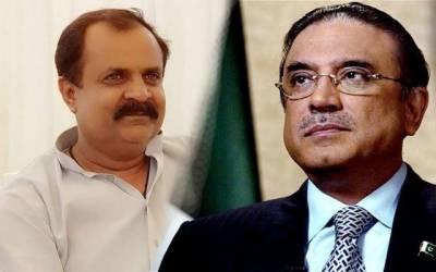 سابق صدر آصف زرداری کا حسن مرتضی کو فون، پنجاب کی سیاست پر تبادلہ خیال