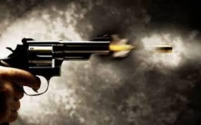 کتے پر چلائی گئی گولی شہری کو جا لگی