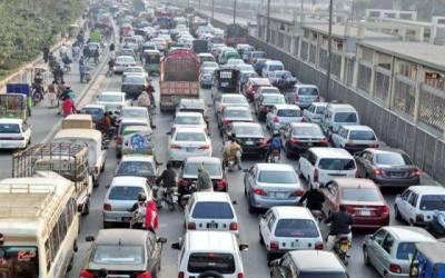 ٹریفک جام سے نجات کا پلان تیار ،سڑکوں کی ری ماڈلنگ کا فیصلہ
