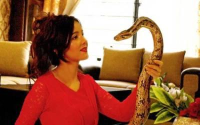 عدالت نے رابی پیرزادہ کے جنگلی جانور پالنے کے کیس پر فیصلہ سنا دیا