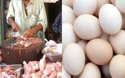 انڈے اور مرغی کا گوشت سستا ہوگیا