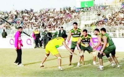پاکستان اور بھارت کبڈی ورلڈ کپ کے فائنل میں پہنچ گئے