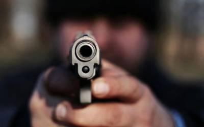 ڈاکوؤں کی خاتون پر فائرنگ