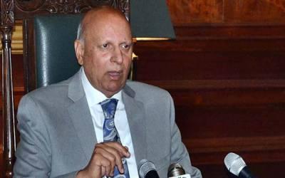 ''22 کروڑ پاکستانی ملکی دفاع کیلئے افواج پاکستان کے ساتھ ہیں''