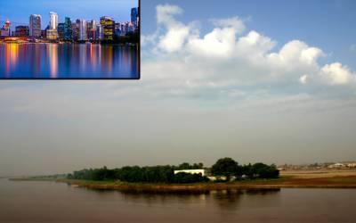 دریائے راوی پرجدید شہر بنانے کا منصوبہ