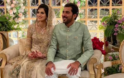 ٹینس اسٹار اعصام الحق رشتہ ازدواج میں بندھ گئے
