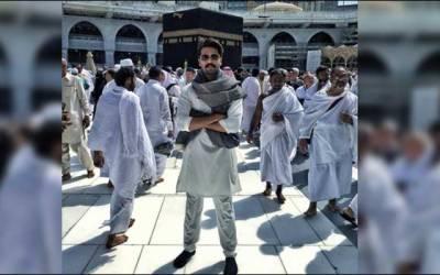 فہد مصطفیٰ کو عمرے کی تصویر شیئر کرنا مہنگا پڑ گیا