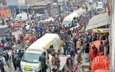 پنجاب فوڈ اتھارٹی نے شہریوں کو زہر کھانے سے بچالیا