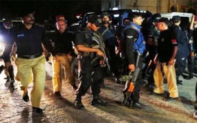 مسلم ٹاؤن فائرنگ، پولیس کا نامعلوم افراد کیخلاف مقدمہ درج