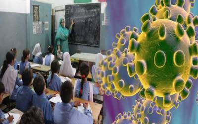 کرونا وائرس کے بڑھتے خدشات، سکولوں کو اہم احکامات جاری