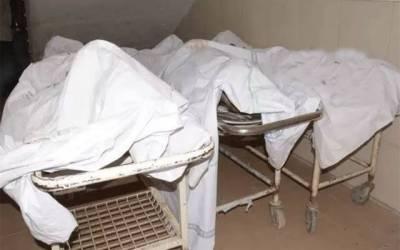 باغبانپورہ، گھر سے 3 افراد کی لاشیں بر آمد