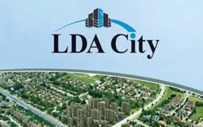 ایل ڈی اے سٹی منصوبے کے زیر تعمیر جناح سیکٹر پر تعمیراتی کام تیز