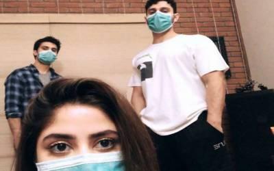 ہمیں مل کر کورونا وائرس کو شکست دینی ہے: سجل احد میر