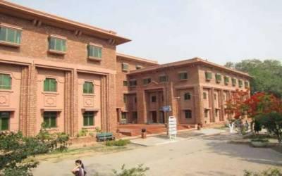 لاہور کالج فار ویمن یونیورسٹی میں خصوصی ڈیسک قائم