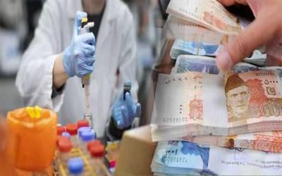 کورونا وائرس پر تحقیقی کام کیلئے 2 کروڑ 75 لاکھ روپے مختص