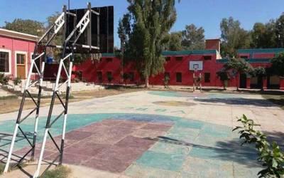 سرکاری سکولوں کی گراؤنڈ میں بچوں کے کھیلنے پر پابندی عائد