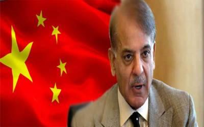 شہباز شریف کا چین کے صدر اور وزیر اعظم کو خط