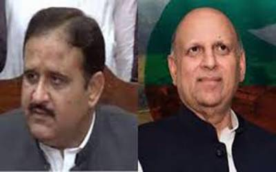 وزیر اعلیٰ پنجاب،گورنر ملاقات ،دونوں اسلام آباد روانہ