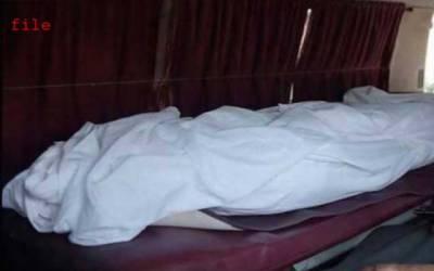 گلشن راوی میں ڈاکو کی مبینہ خود کشی