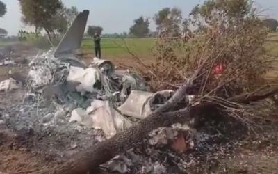 پاک فوج کا بڑا نقصان،رواں سال کا چوتھا فضائی حادثہ،2پائلٹ شہید