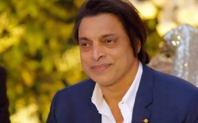 شعیب اختر کو ساڑھے چار کروڑ روپے کا لیگل نوٹس جاری