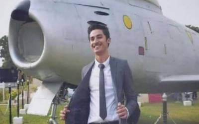 پاکستان کا پہلا ہندو نوجوان پائلٹ بنے گا