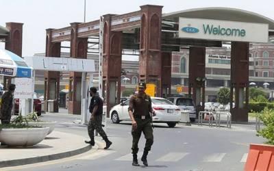 لاہور ایئر پورٹ پر فیس ماسک،سگریٹ اور شراب کی ترسیل ناکام