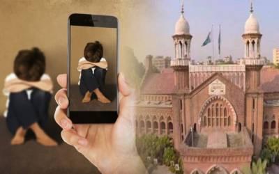 پاکستان میں چائلڈ پورنو گرافی کے پہلے قیدی کی سزا معطل