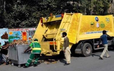 لاہوریوں کو صاف ستھری عید فراہم کرنے کیلئےخصوصی صفائی پلان مرتب