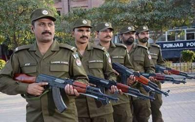 پنجاب پولیس نے سالانہ خریداری کیلئے منصوبہ بندی شروع کردی