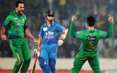 بھارت پاکستان کا مقابلہ کرنے سے ڈرتا ہے!!