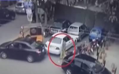 لاہور میں گاڑی اور موٹرسائیکل چور متحرک