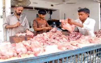 پنجاب حکومت مرغی کے گوشت کی قیمت کنٹرول کرنے کیلئے سرگرم