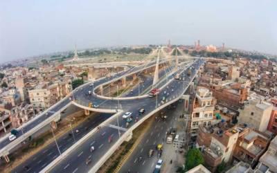 کورونا کیوجہ سے لاہور شہر کا اہم منصوبہ خطرے میں پڑگیا