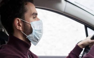 بغیر ماسک پہنے سنگل سوار کا چالان نہیں ہوگا:سید حماد عابد