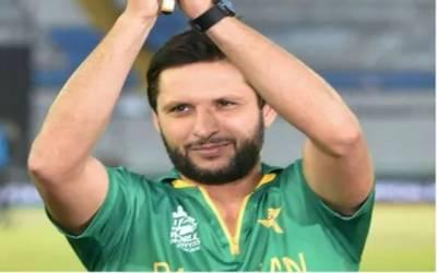 غیر ملکی کھلاڑیوں کے شاہد آفریدی کیلئے دعائیہ پیغامات