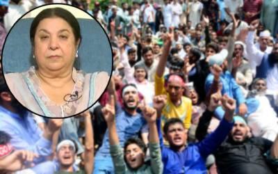 ''لاہوریے عجیب مخلوق،تمام پاکستانی جاہل'' ڈاکٹر یاسمین کے بیان پر عوام سیخ پا