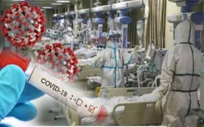 پاکستان میں کورونا مریضوں کی تعداد 1 لاکھ 81 ہزار سے تجاوز کر گئی