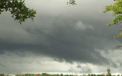 محکمہ موسمیات نے تیز ہواوں کےساتھ بارش کی نوید سنادی