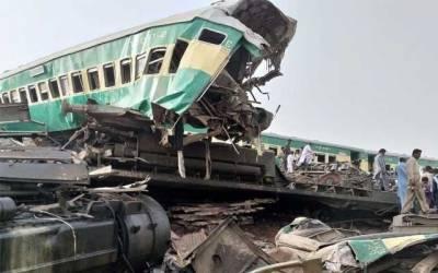 ریلوے حادثات میں اضافہ، کراچی پہلے،لاہور دوسرے نمبر پر رہا