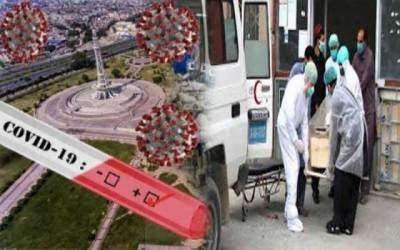 لاہور میں کورونا وائرس مزید 55 زندگیاں نگل گیا