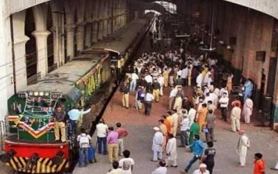 ریلوے کرایوں میں 5 سے 10 فیصد اضافے کا امکان