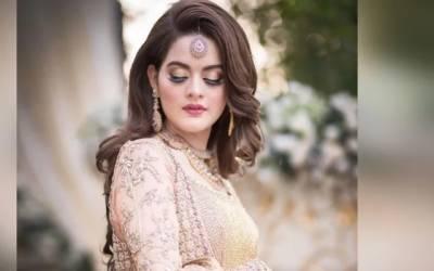 اداکارہ منال خان کی ٹک ٹاک ویڈیو وائرل