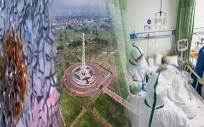 لاہور میں کورونا وائرس کا زور ٹوٹنے لگا