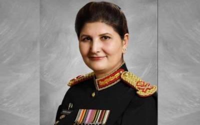 نگار جوہر پاک آرمی کی پہلی خاتون سرجن جنرل تعینات