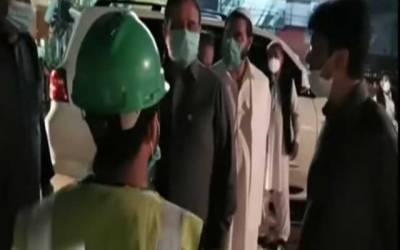 وزیر اعلیٰ پنجاب، صوبائی وزراء نے کورونا ایس اوپیز نظر انداز کردیئے